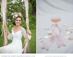 blush pink cream wedding decor_020