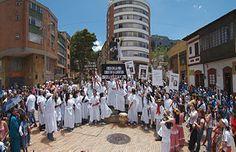Día Internacional de la Mujer, 2009, Bogotá.