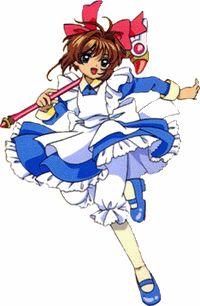 The Alice Costume - Cardcaptor Sakura Wiki - Wikia