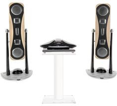 YAR Speakers Use Carbon Fiber to Produce the Purest Sound