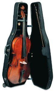 Concord Super Light Cello Case w/ Wheels - 4/4 Size by Concord. $448.80. This deluxe cello case is made by Concord International Group, Inc. This is part of the Concert Series. The case has the same features as the PCCL12 model but Heavy Duty wheels with balanced pulling handle. This case is only available in the 4/4 size. The Exterior-Interior Color Scheme is as follows: Exterior (black) with an Interior (burgundy, blue, or green); Exterior (brown) with an Interior (...