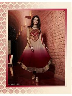 Traditional Designer Heavy Anarkali Salwar Suit 012 http://20offers.com/Salwar-Kameez/traditional_designer_heavy_anarkali_salwar_suit