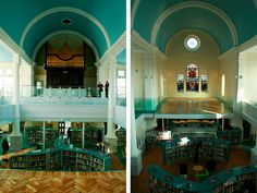 St Aubyn's Library Church #Library #Design