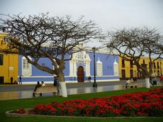 Trujillo, Peru, the beautiful city were I was born...