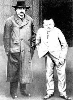 Charles Prometheus Steinmetz Albert Einstein Statistische Mechanik Throwback Thursday Isaac Newton Physiker