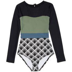 Seea Swimwear Hermosa Surf Suit - Long-Sleeve - Women's Strands