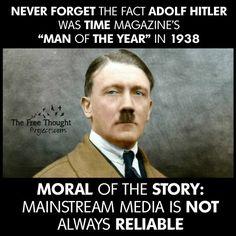 So have been Stalin, Putin, and the Ayatollah Khomeini.