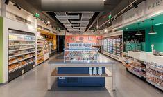Shop & Go Concept Store Architecture, Sushi, Retail, Concept, Studio, Store, Moulding, Shopping, Giant Eagle