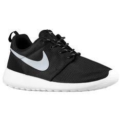 Nike Roshe One - Women's - Running - Shoes - Black/Silver/White