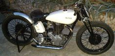 Moto Norton 1939
