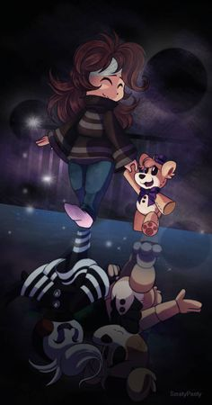Reflection by SmatyPanty on DeviantArt Reflection by SmatyPanty Related posts:Freddy Backpack Animal Anime FNAF Chica Foxy Undertale Sans Casual School Bags T.Movie Sonic by on DeviantArt Fnaf Drawings, Cute Drawings, Anime Fnaf, Anime Art, Animatronic Fnaf, Marionette Fnaf, Fnaf Freddy, Fnaf Wallpapers, Pedobear