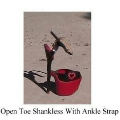 Extreme shoes - how do that work??!