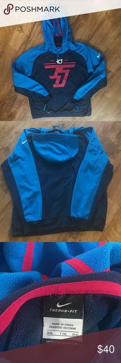 Nike KD Kevin Durant Hoodie Nike KD Kevin Durant Hoodie in Excellent used Condition Nike Shirts Sweatshirts & Hoodies