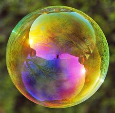 Stunning soap bubble phography