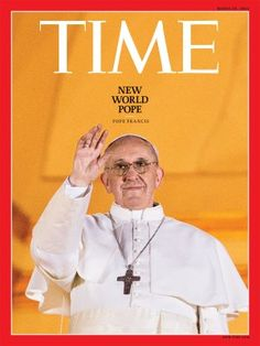 Time Magazine Cover, Mar. 23, 2012