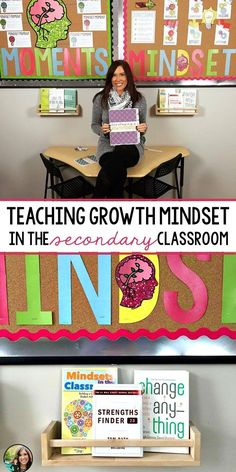 Teaching Growth Mindset in the Secondary Classroom | Blog Post | The SuperHERO Teacher | Middle and High School