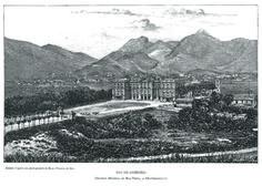Palácio Imperial da [Quinta da] Boa Vista em 1889