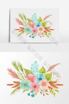 hand painted watercolor free buckle flower plant material #pikbest #watercolor #plant #element #illustration #illustrator #freebie #graphicdesign #graphicelements #freedownload #flower Plant Illustration, Watercolor Design, Free Design, Planting Flowers, Hand Painted, Graphic Design, Halloween, Illustrator, Plants