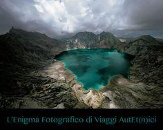 Chi indovina dove è stata scattata questa splendida fotografia di Yann Arthus Bertrand?