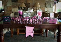 Zebra party: Tori's Sweet Sixteen | Chickabug