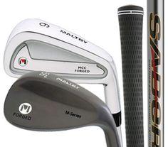 Clearance golf club components. I love 'em.