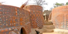 In West Africa's Burkina Faso, this royal residence is mud art architecture at its best » Lost At E Minor: For creative people