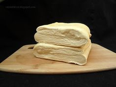 Holiday Desserts, Cookie Desserts, Kitchen Recipes, Cooking Recipes, Polish Desserts, Cake Recipes, Dessert Recipes, Bread Bun, Bread And Pastries