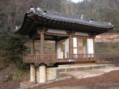 Soswaewon in Damyang, Korea