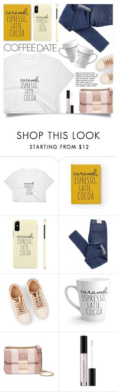"""""""Buzz-Worthy: Coffee Date (27)"""" by samra-bv ❤ liked on Polyvore featuring Cheap Monday, MICHAEL Michael Kors and Anastasia Beverly Hills"""