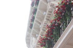 南京路浪漫阳台
