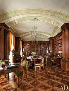 10 Extravagant Interiors by Italian firm Studio Peregalli