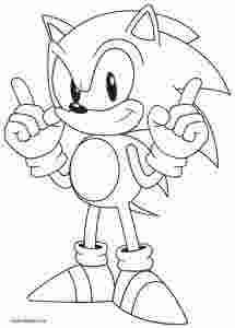 Metal Sonic Coloring In Printable Pages Miles Prower Better Known By His Nickname Tails Is Sonic Hedgehog Colors Sonic The Hedgehog