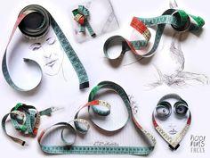 Victor Nunes utiliza objetos cotidianos para decorar sus ilustraciones. - Antidepresivo