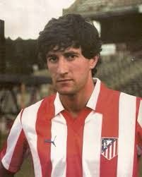Quique Setien, centrocampista español