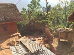 It my beautiful home Ruru Gulmi Tharobato Nepal Yam subedi 😘😘😘🏘