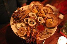 한강진역 맛집 :: 한남동 씨푸드 레스토랑 버블앤코클스 : 네이버 블로그