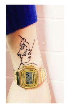 Une sélection des tatouages de l'artiste coréenneKim Michey, qui dévoile un style très particulier, très inspiré par l'univers de la pop culture, avec d