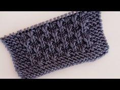 PETEK ÖRGÜ MODELİ - YouTube Baby Vest, Knitting Videos, Baby Knitting Patterns, Models, Diy And Crafts, Crochet Hats, Youtube, Fashion, Knitting Tutorials