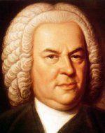 Toutes les partitions de Jean-Sébastien Bach