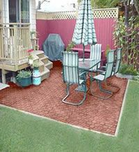 Patio Decks Product Ecoshield Deck Tiles Backyard Ideas