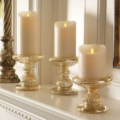 Decorar con velas