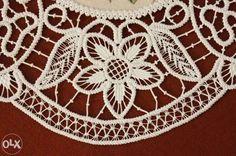 Fata de masa pantlas laseta macrame 76cm cu goblen de 19cm Nou Targu-Mures - imagine 4