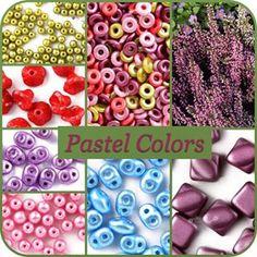 New beads!!! #hautehobby #czechbeads 🌺