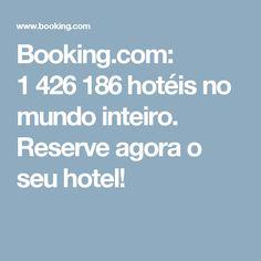 Booking.com: 1426186 hotéis no mundo inteiro. Reserve agora o seu hotel!