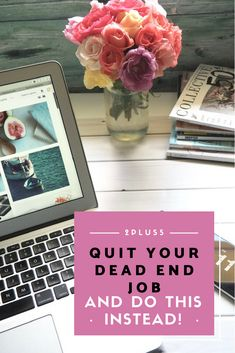 How to Start a Blog Topic About Education, Make Money From Home, How To Make Money, Dead End Job, Quitting Your Job, Money Saving Tips, Parenting Hacks, Plant Based, How To Start A Blog