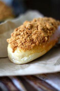 Jane's Corner: 肉松甜面包(Pork Floss Buns)