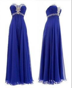 pretty blue bridesmaid dresses