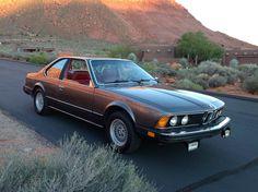 1979 BMW 633CSi Coupe 3.2L