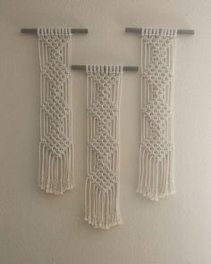 Macrame wall hanging by Jonatis on Etsy