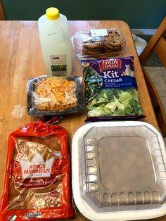 A quick dinner idea for a friend needing a meal. New Mom Meals, Daily Meals, Freezable Meals, Freezer Meals, Crockpot Recipes, Hamburger Recipes, Casserole Recipes, Meal Train, Friend Recipe